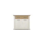 ARSAL Nordic pine chest of drawers 2d1s