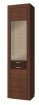 WIENA walnut showcase 1d1w