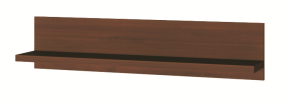 WIENA walnut shelf 120