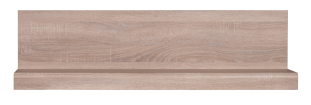 DAMIS Oak sonoma shelf 110