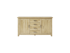 CANYON antique golden oak chest of drawers 2d4s