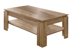 CANYON antique golden oak coffe table 110