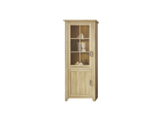 CANYON antique golden oak showcase 1d1w